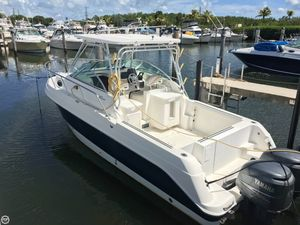 Used Aquasport 275 Explorer Walkaround Fishing Boat For Sale