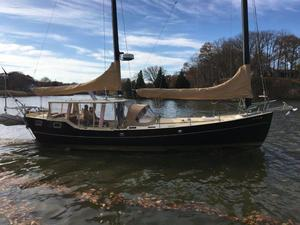 Used Freedom 40 Cruiser Sailboat For Sale