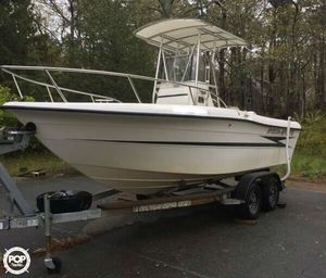 Used Hydra-Sports 2000 Center Console Center Console Fishing Boat For Sale