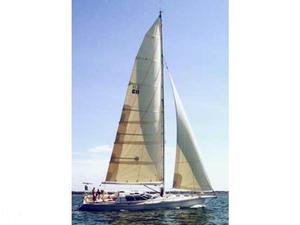 Used Lunenburg Custom 57 Racer and Cruiser Sailboat For Sale