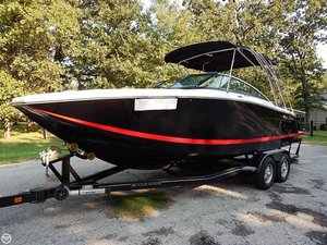 Used Four Winns SL242 Deck Boat For Sale
