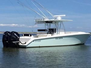Used Venture 34 Center Console Cuddy Center Console Fishing Boat For Sale