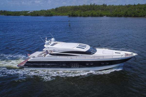 Used Princess Yachts V78 Sport Cruiser Sports Cruiser Boat For Sale
