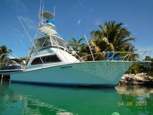Used Egg Harbor 43 Convertible Fishing Boat For Sale