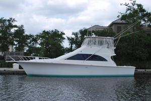 Used Ocean Yachts 48' Super Sport Saltwater Fishing Boat For Sale