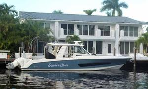 Used Boston Whaler Outrage 42 Center Console Fishing Boat For Sale