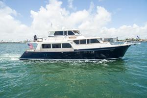 Used Marlow 70 Explorer Command Bridge Pilothouse Boat For Sale