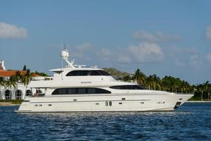 Used Horizon 82 Sky Lounge Motor Yacht For Sale