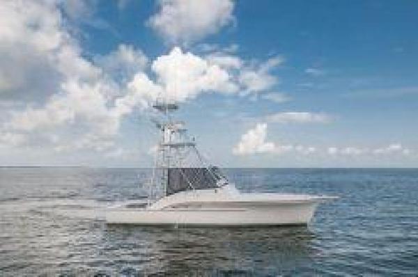 Used Miller Marine Express Cruiser Boat For Sale