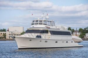 Used Pacifica 78 Motor Yacht Motor Yacht For Sale
