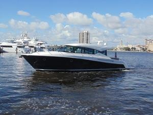 Used Tiara 50 ' Express Cruiser Boat For Sale