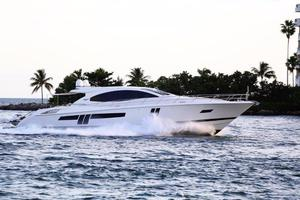 Used Lazzara 78 Motor Yacht For Sale