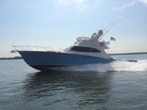 Used Carolina Custom 60 Sportfish Convertible Fishing Boat For Sale