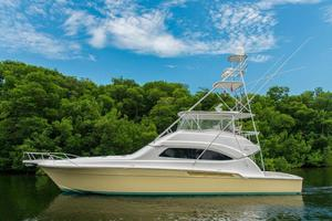Used Bertram 570 Saltwater Fishing Boat For Sale