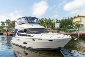 Used Meridian 391 Sedan Cruiser Boat For Sale