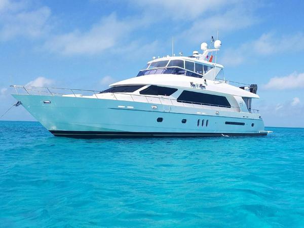 Used Hargrave Open Bridge Motor Yacht Motor Yacht For Sale