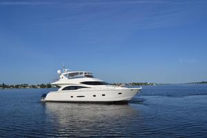 Used Marquis Flybridge Motor Yacht Motor Yacht For Sale