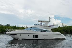 Used Azimut 53 Flybridge Motor Yacht For Sale
