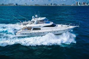 Used Johnson 70 Motor Yacht Sports Cruiser Boat For Sale