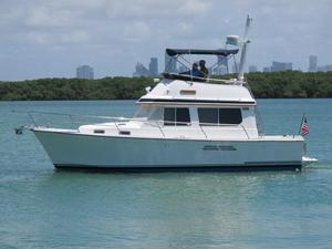 Used Sabreline 34 Sedan Crusier Motor Yacht For Sale
