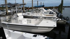 Used Kencraft 2260 Bay Rider Skiff Fishing Boat For Sale