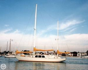 Used Custom Columbia 56 Motorsailer Sailboat For Sale