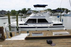 Used Uniflite 36 Double Cabin Aft Cabin Boat For Sale