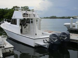 Used Crusader 34 Express Fisherman Sports Fishing Boat For Sale
