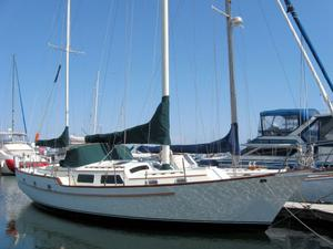 Used Irwin 46 MKII Cruiser Sailboat For Sale