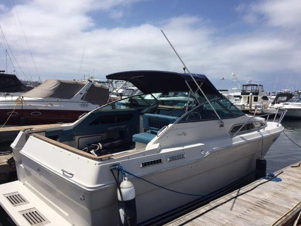 Used Sea Ray Weekender 30 Motor Yacht For Sale