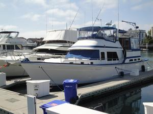 Used Offshore 48 Yachtfisher Aft Cabin Boat For Sale