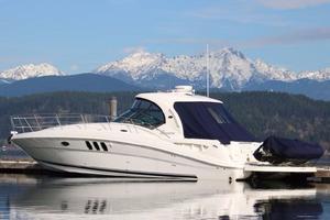 Used Sea Ray 40 Sundancer Express Cruiser Boat For Sale