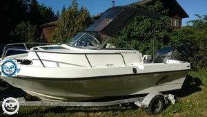 Used Palmer 170 Tiderunner Walkaround Fishing Boat For Sale