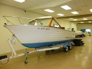 Used Cruiser 20 CC Other Boat For Sale