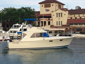 Used Chris-Craft 35 Commander Motor Yacht For Sale