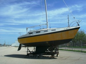 Used Tanzer 28 Cruiser Sailboat For Sale