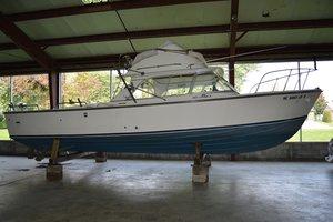 Used Bertram 31 Flybridge Cruiser Saltwater Fishing Boat For Sale