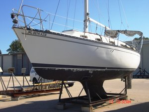 Used Hunter 30 Sloop Cruiser Sailboat For Sale