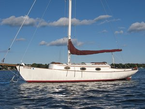 Used Parkins-Herreshoff H-28 Motor Yacht For Sale