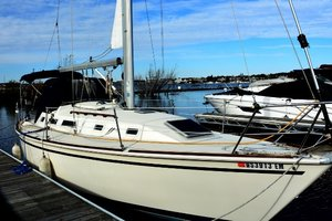 Used Pearson 33 Motor Yacht For Sale