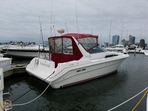 Used Sea Ray 330 Sundancer Express Cruiser Boat For Sale