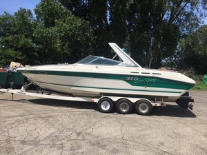 Used Sea Ray 310ss Express Cruiser Boat For Sale