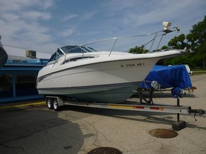 Used Carver 250 Express Cruiser Boat For Sale