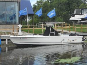 Used Robalo 2520 Saltwater Fishing Boat For Sale
