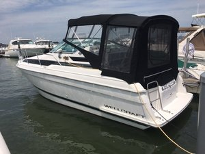 Used Wellcraft 27martinique Express Cruiser Boat For Sale