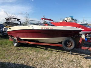 Used Bryant 209br Bowrider Boat For Sale