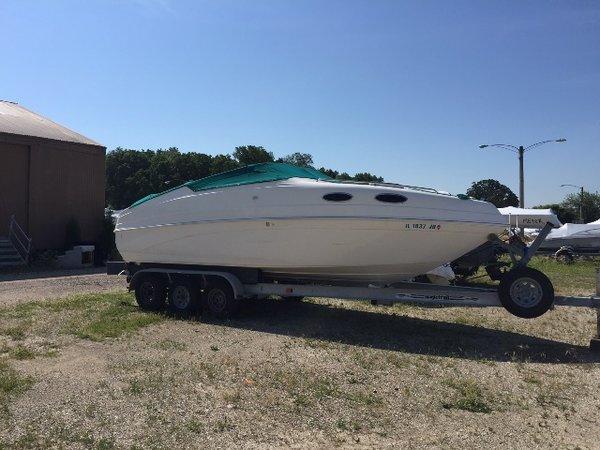 Used Genesis Mark IX Bowrider Boat For Sale