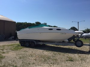 Used Genesis Mark IX Bowrider Boat For Sale