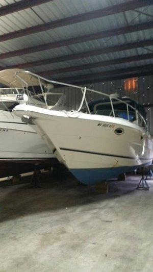 Used Monterey 322 Cruiser Motor Yacht For Sale