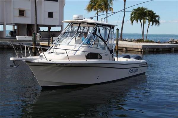 Used Grady-White Sailfish 282 Walkaround Fishing Boat For Sale